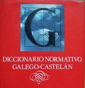 Diccionario Normativo Galego - Castelán