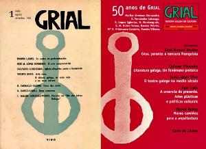 Edicións da revista Grial