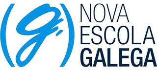 Logo de Nova Escola Galega